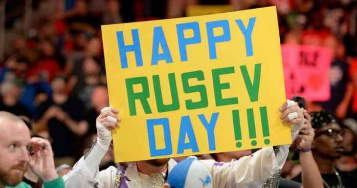 Rusev Day Sign.jpg