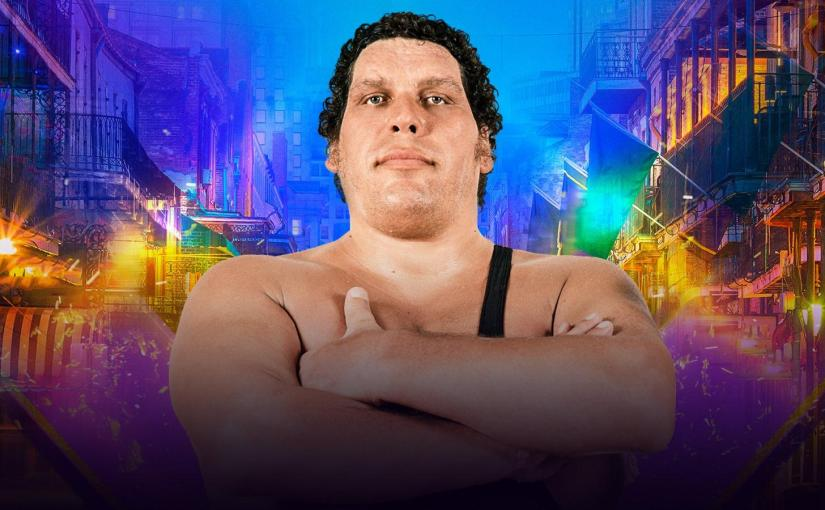 Wrestlemania 34 Spotlight: Andre The Giant Memorial Battle Royal