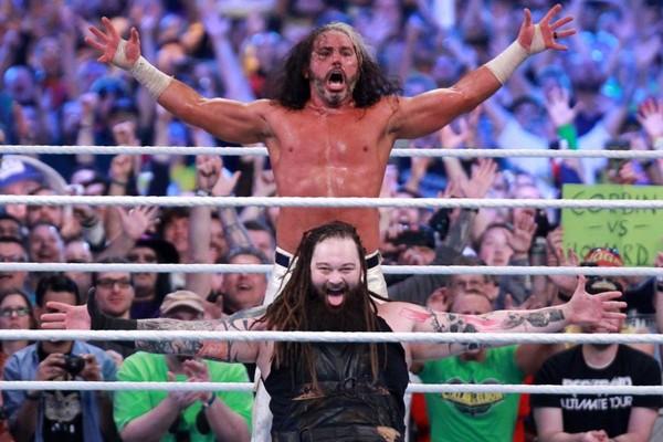 Bray Wyatt Woken Matt