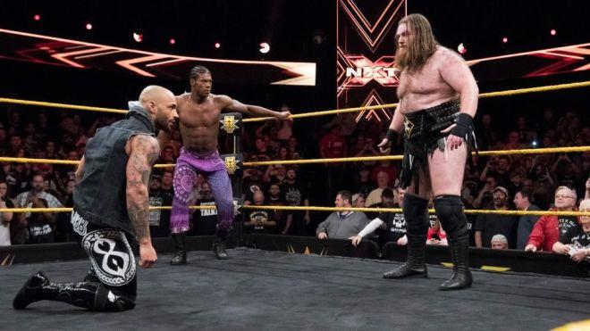 Ricochet NXT TV