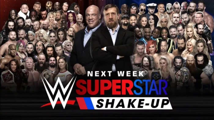 Fantasy Booking Series: Superstar Shake-up