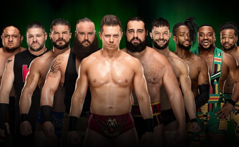 MITB 2018 Spotlight: Men's Money In The Bank Ladder Match