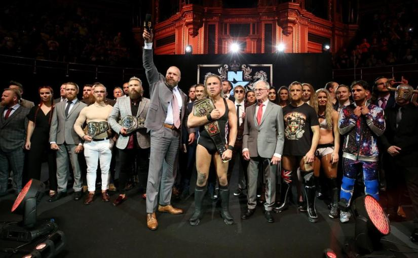 Tempering NXT UK Expectations