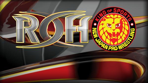 ROH NJPW 2