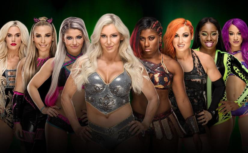 MITB 2018 Spotlight: Women's Money In The Bank Ladder Match