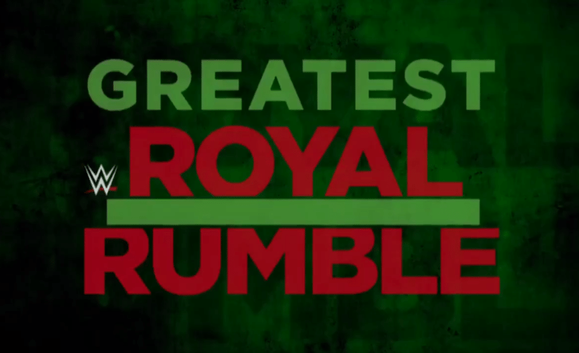 Fantasy Booking Series: Greatest Royal Rumble
