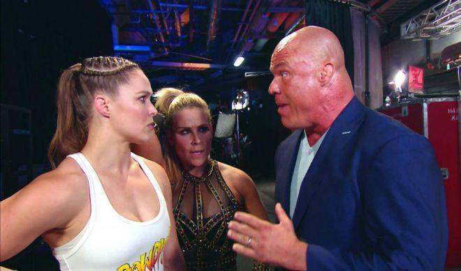 Angle Rousey Natalya 2