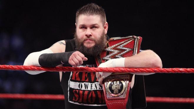 Kevin Owens Universal Champion