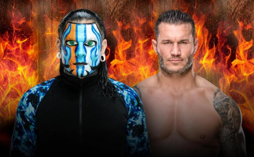 Hell In A Cell 2018 Spotlight: Jeff Hardy vs Randy Orton