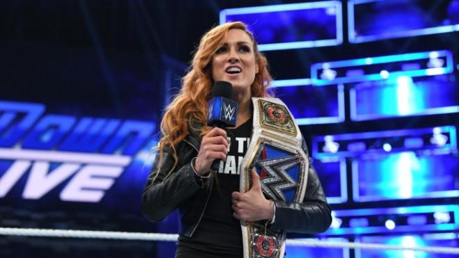 Becky Lynch title 2
