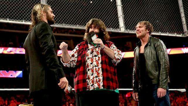 Ambrose Foley Rollins