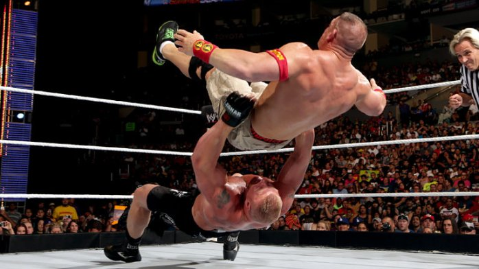 SummerSlam 2014 Cena Lesnar.jpg